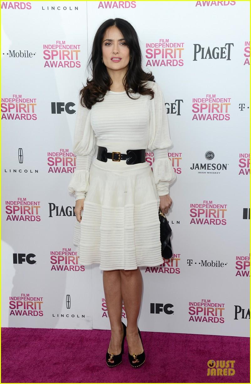 salma hayek francois henri pinault independent spirit awards 2013 07
