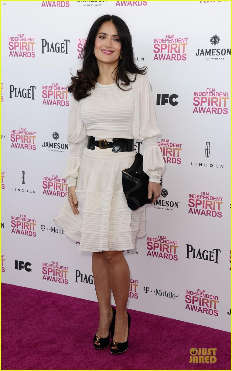 salma hayek francois henri pinault independent spirit awards 2013 08