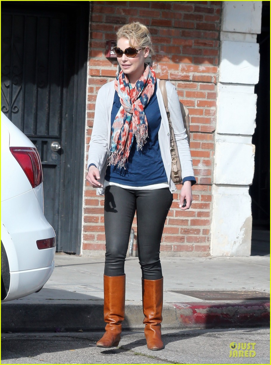 katherine heigl patrick wilson figaro cafe lunch 11