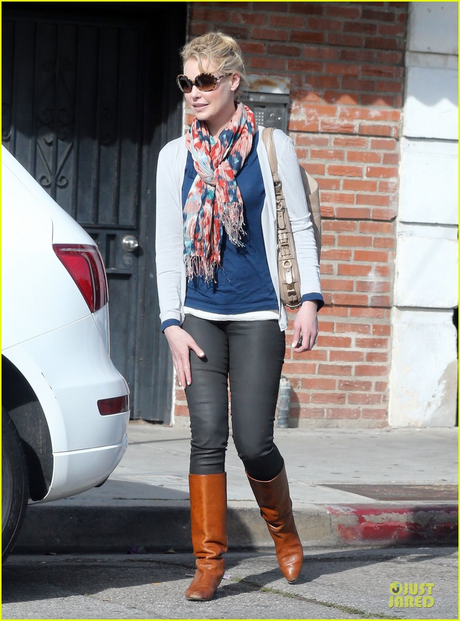 katherine heigl patrick wilson figaro cafe lunch 13