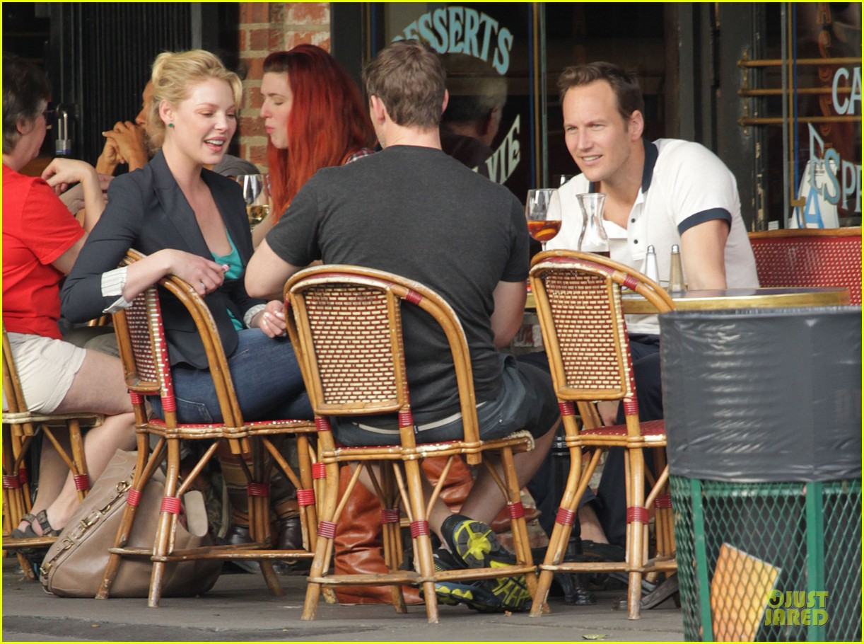 katherine heigl patrick wilson figaro cafe lunch 15