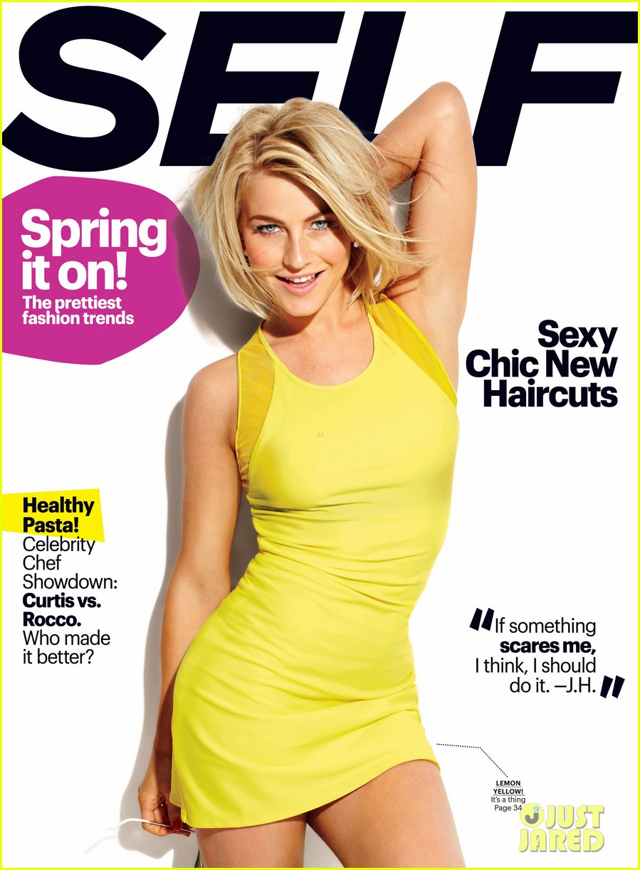 julianne hough covers self march 2013 01