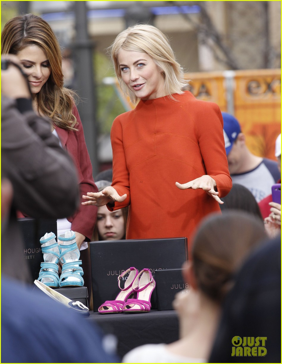 julianne hough sole society event extra appearance 12