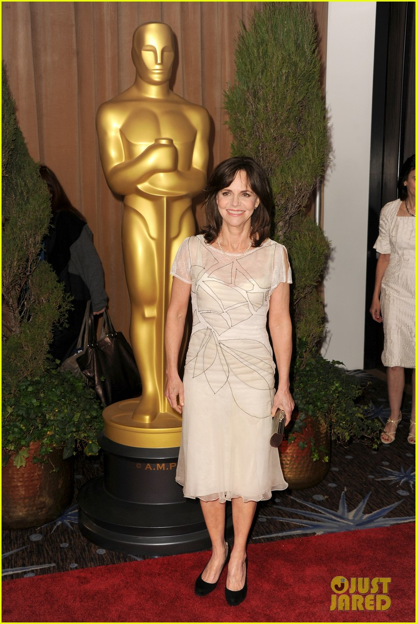 helen hunt sally field oscar nominees luncheon 2013 12