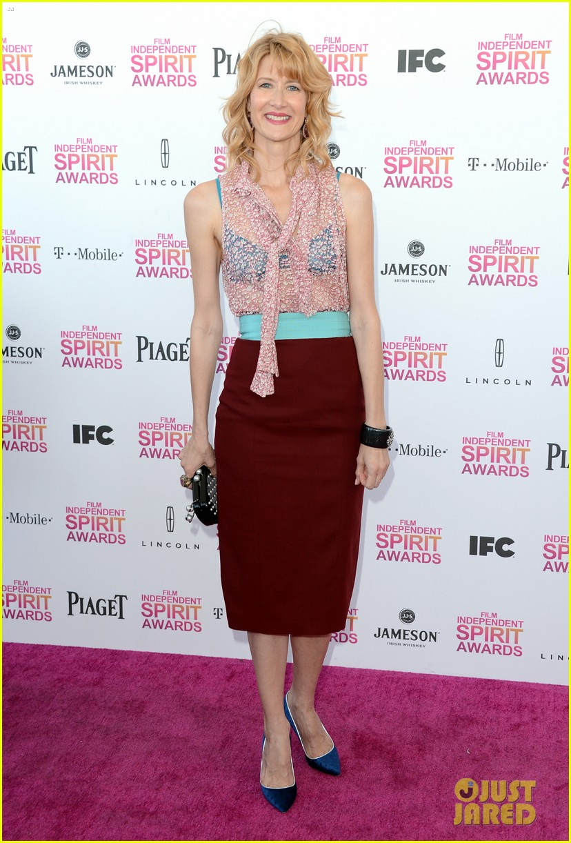 helen hunt emily mortimer independent spirit awards 2013 012817929