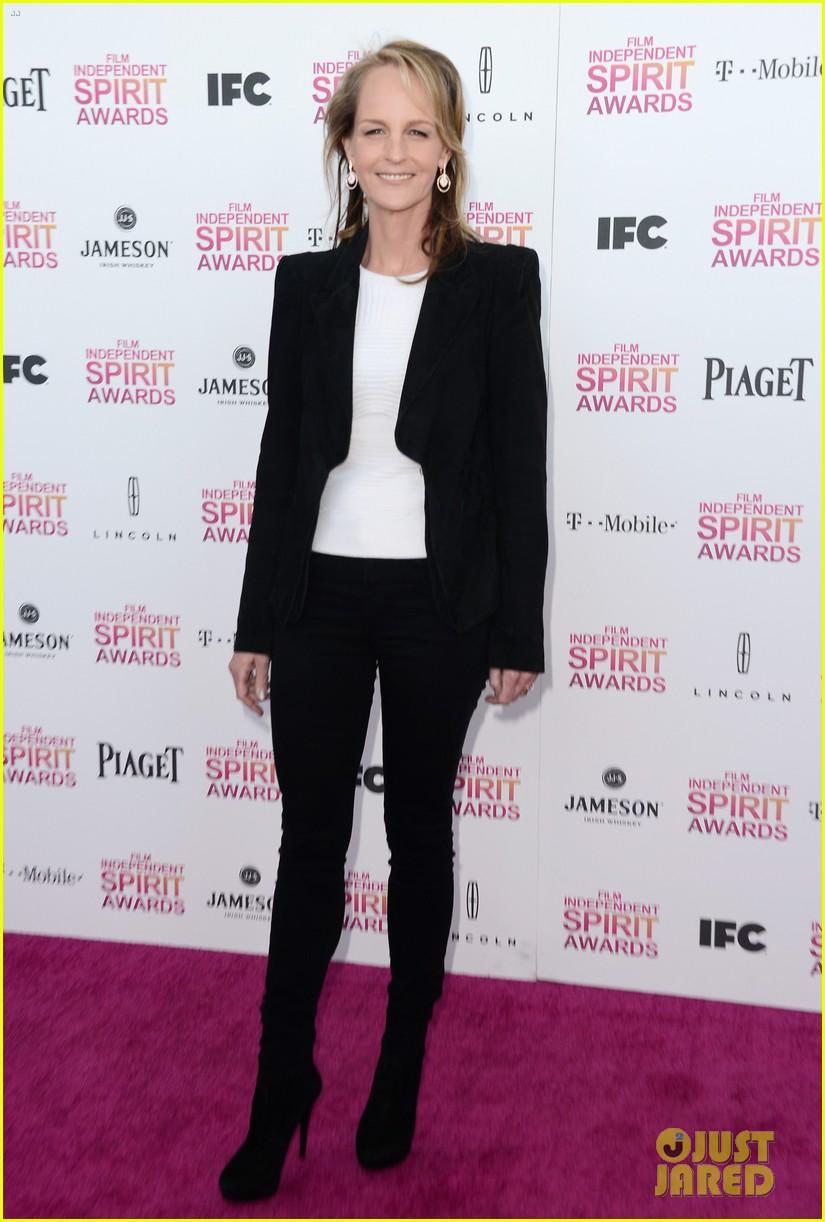 helen hunt emily mortimer independent spirit awards 2013 21
