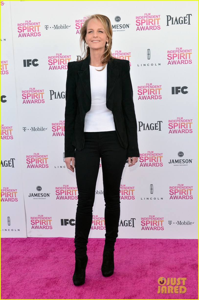 helen hunt emily mortimer independent spirit awards 2013 222817950