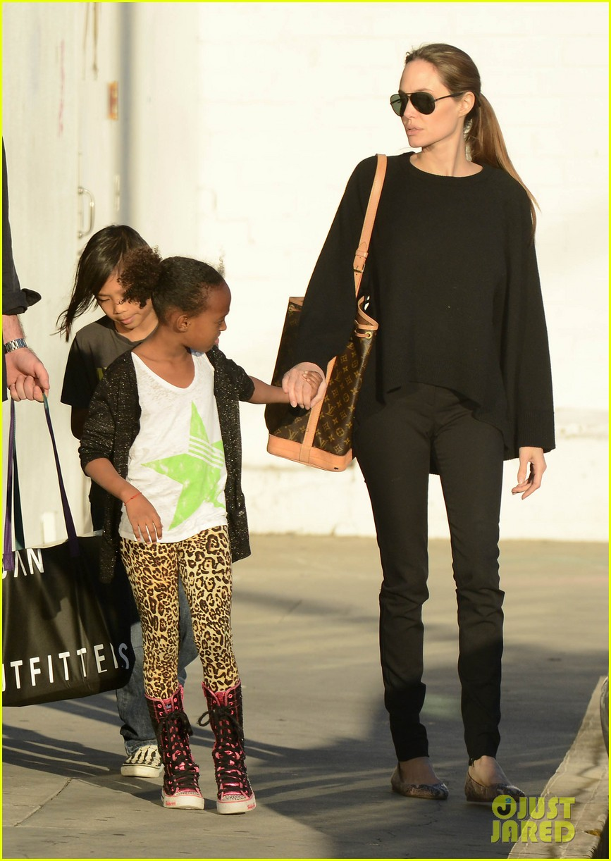 angelina jolie zahara pax urban outfitters shoppers 16