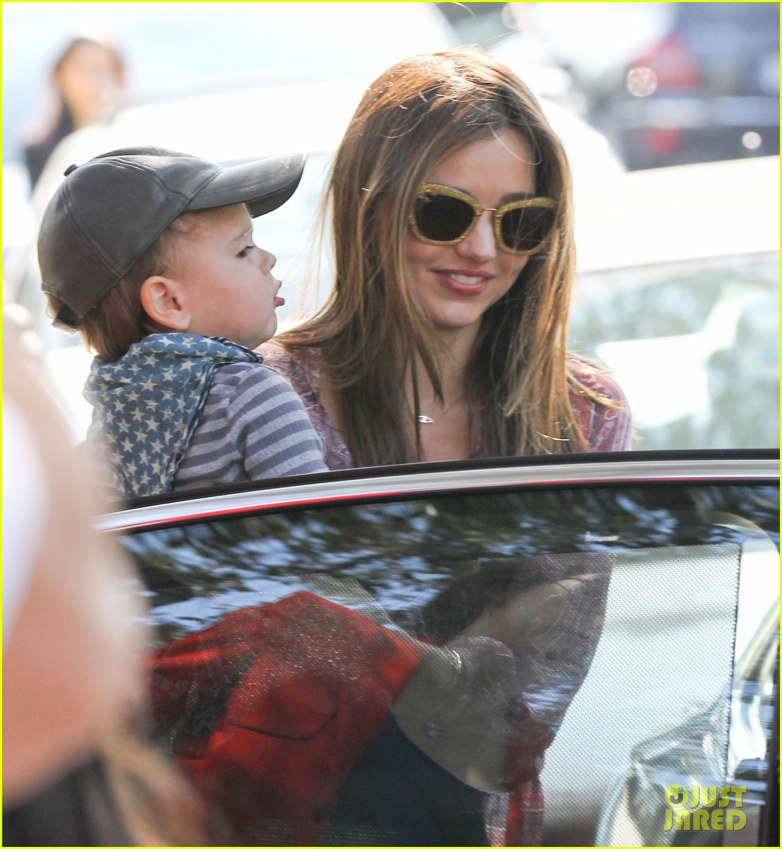 miranda kerr supports orlando bloom at climate change rally 022814181