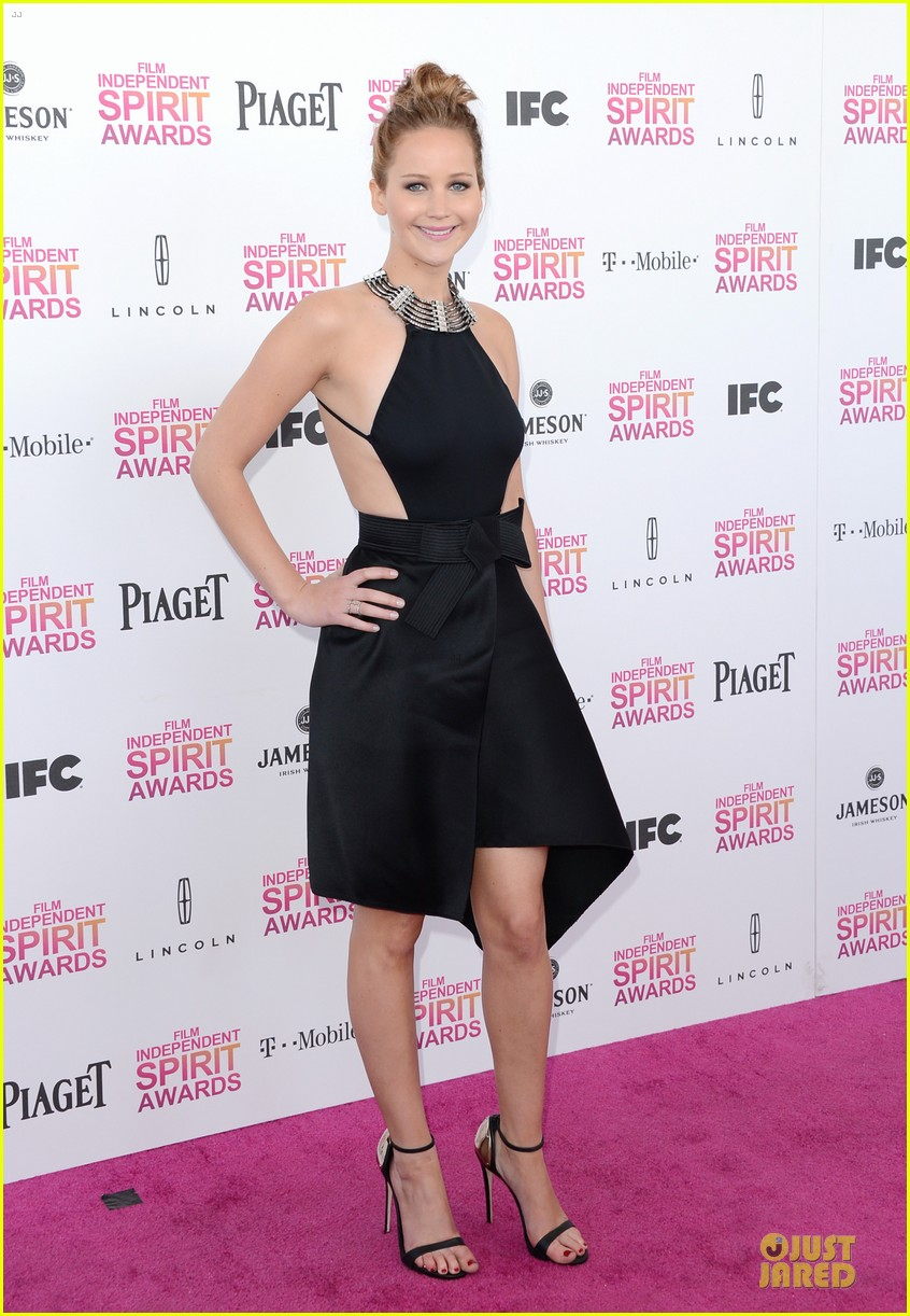jennifer lawrence independent spirit awards 2013 01