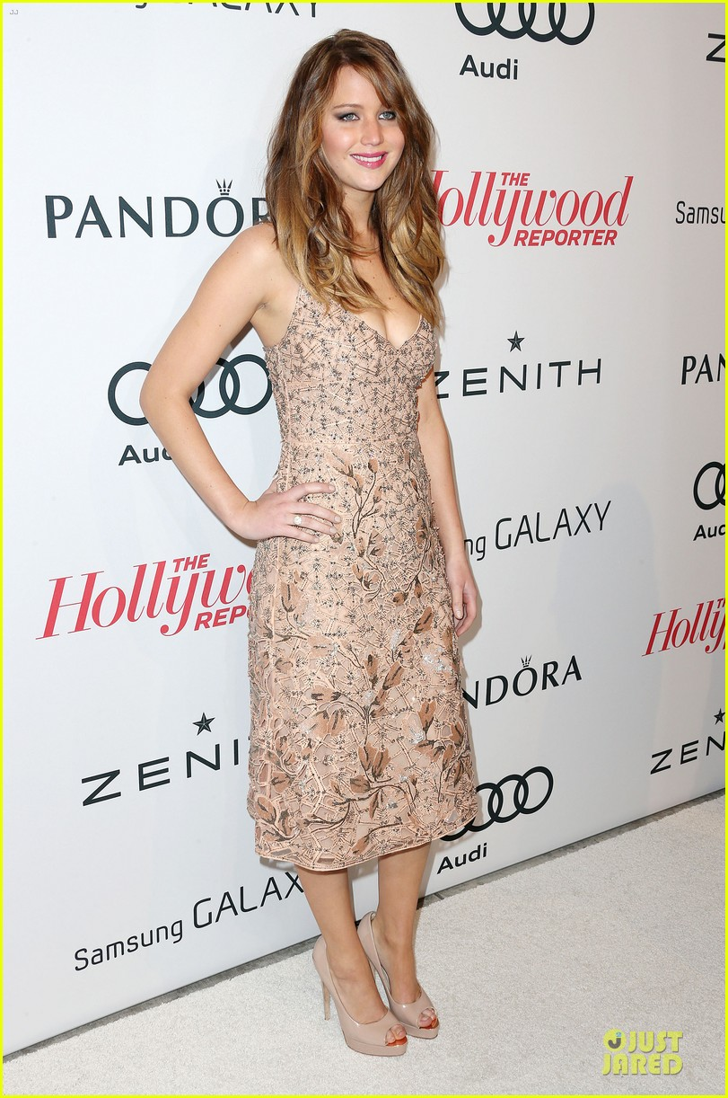 jennifer lawrence thr nominees night 2013 10