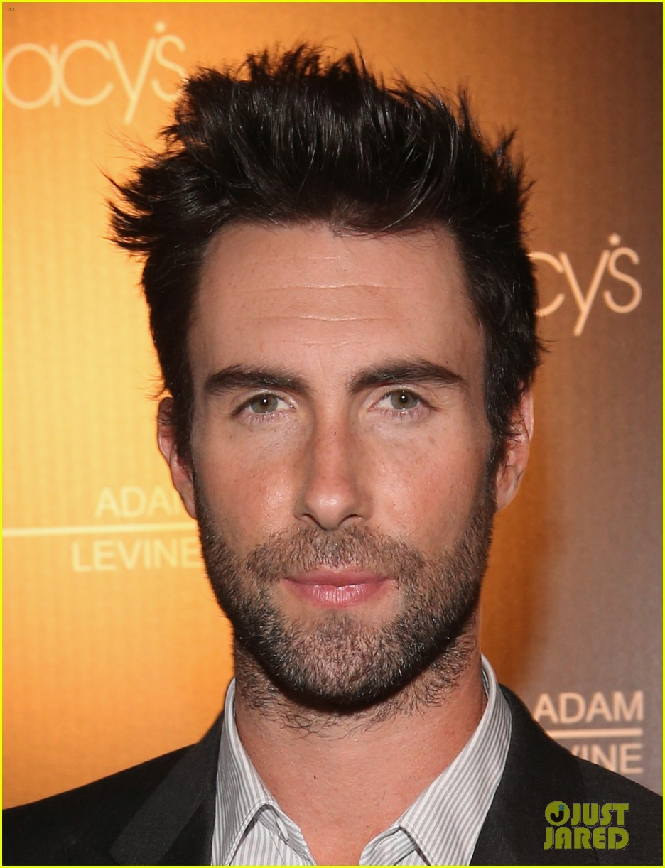 adam levine fragrance launch event 02