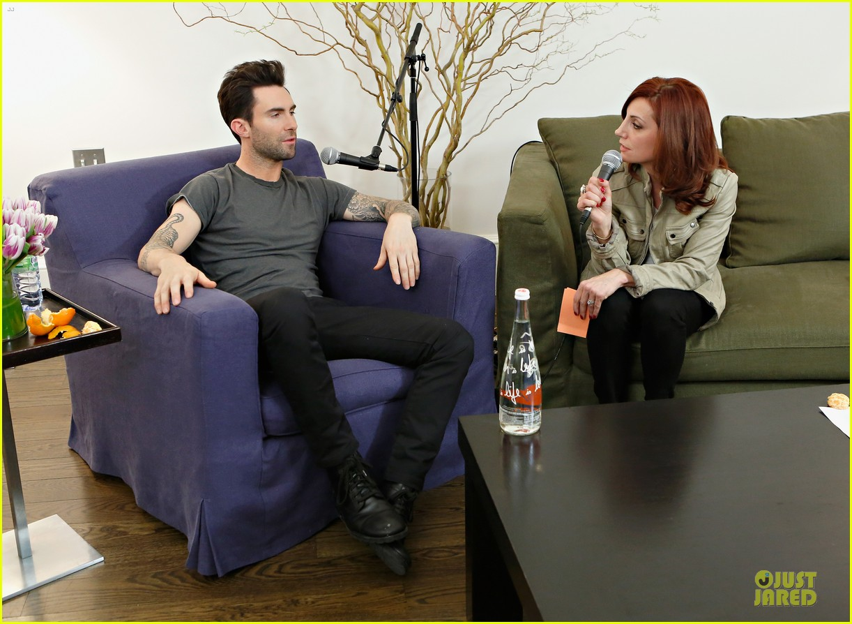 adam levine fragrance launch in new york city 16