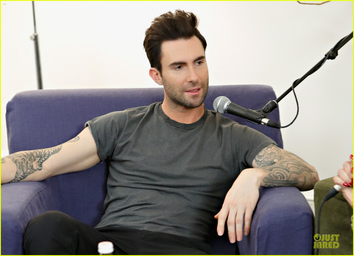 adam levine fragrance launch in new york city 172813215
