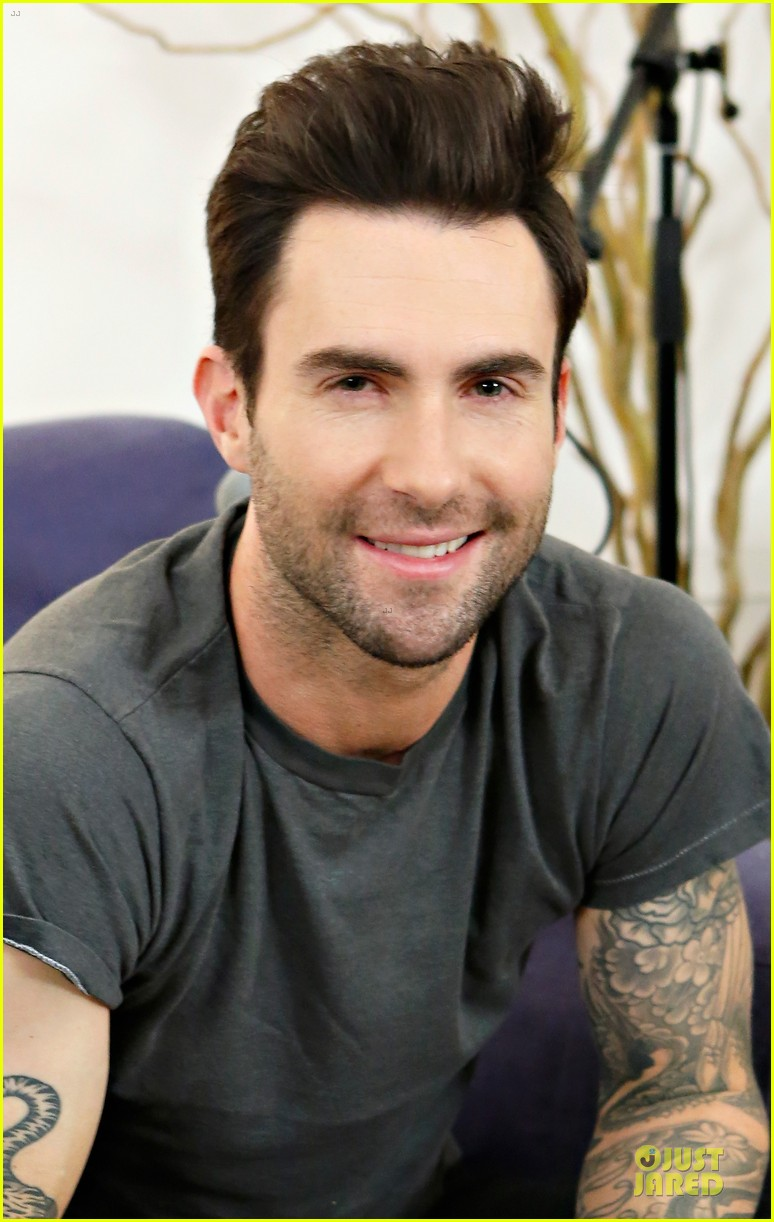 adam levine fragrance launch in new york city 182813216