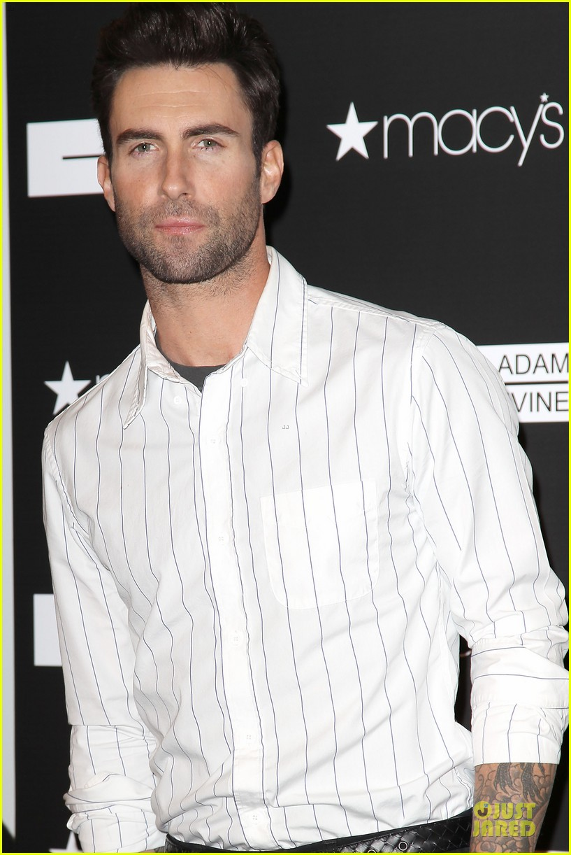 adam levine fragrance launch in new york city 30