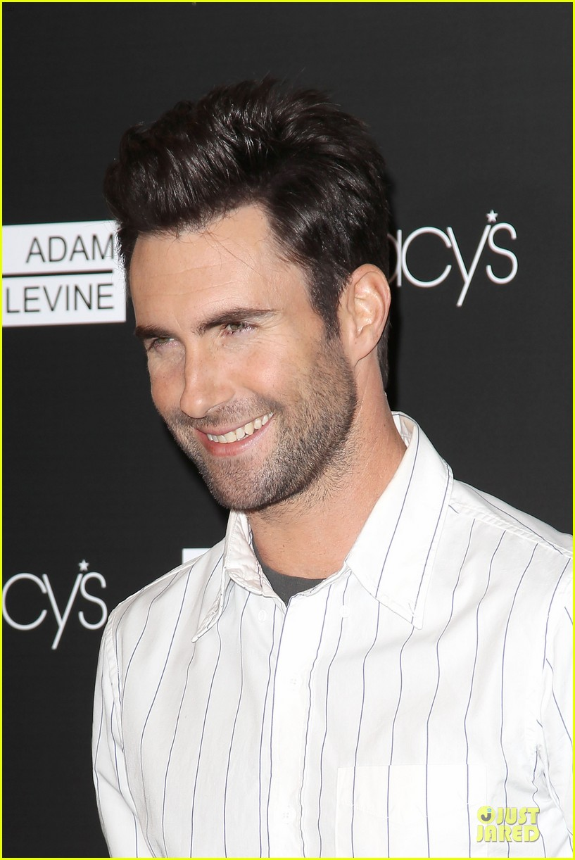adam levine fragrance launch in new york city 35