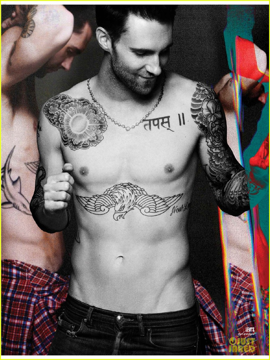adam levine 7 hollywood shirtless feature 042808050