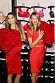 lily aldridge candice swanepoel victorias secret valentines promo 12