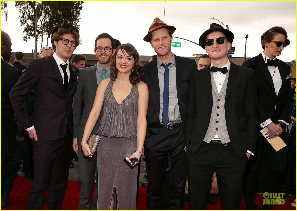 the lumineers grammys 2013 performance watch now 02