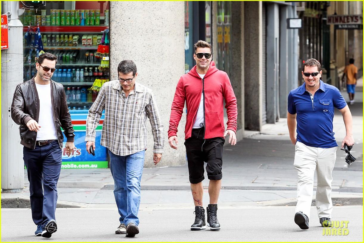 Ricky Martin Boyfriend Carlos Gonzalez Photo Ricky-martin-australian    Ricky Martin 2013 Boyfriend