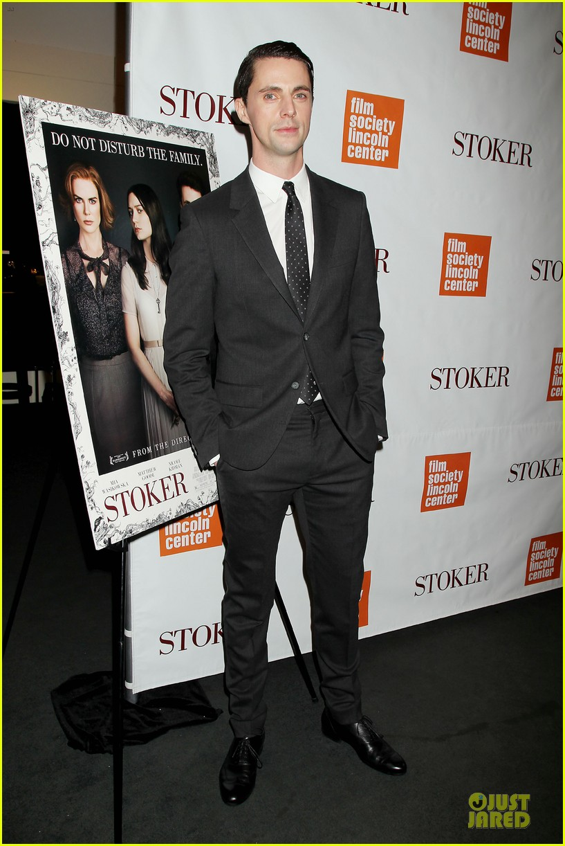 mia wasikowska matthew goode stoker new york screening 03