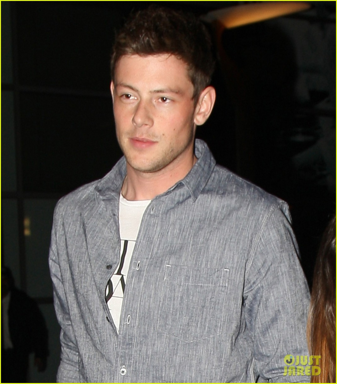 lea michele cory monteith arclight hollywood lovers 05
