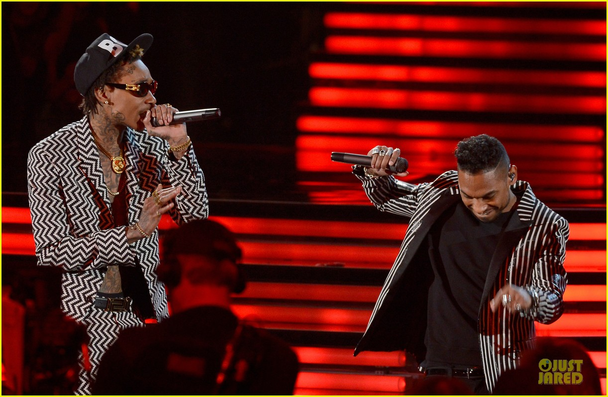 miguel wiz khalifa grammys 2013 performance watch now 07