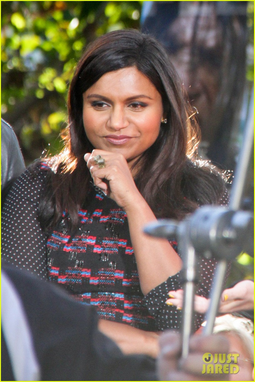 mindy kaling mindy project promotion 02
