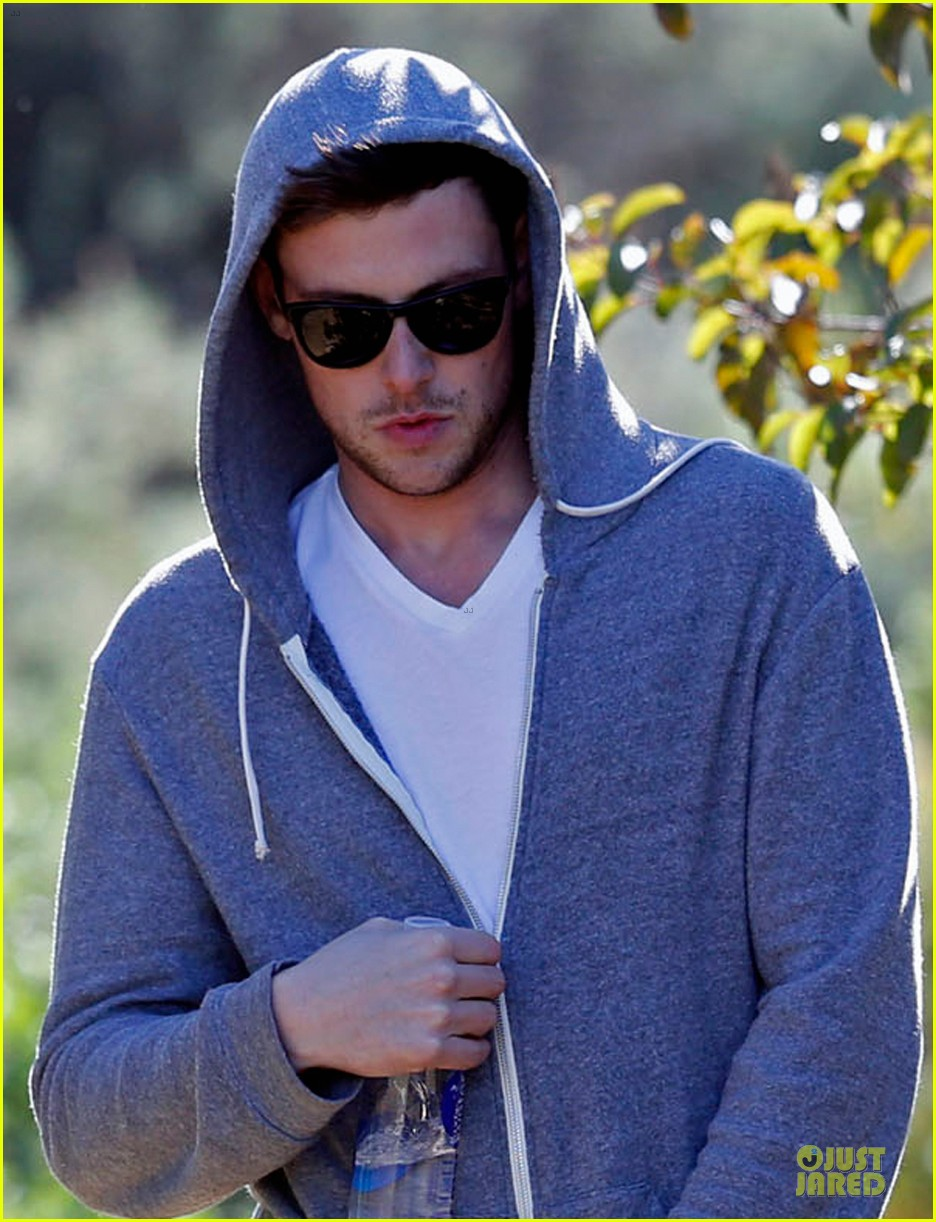 cory monteith east of main restaurant supporter 04