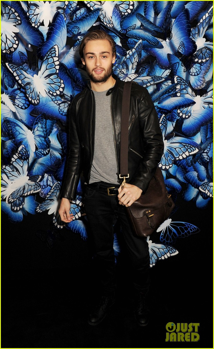 lana del rey sam claflin mulberry fashion show 14