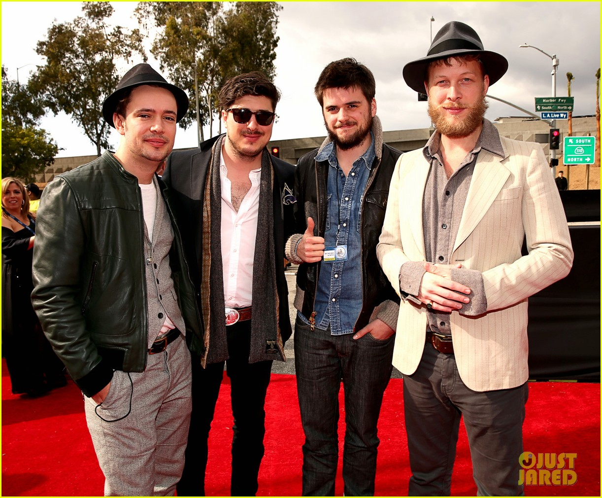 Mumford And Sons Hair Mumford Sons Grammys 2013