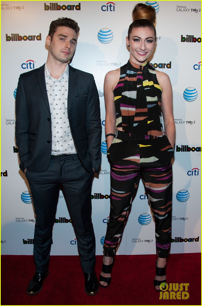 neil patrick harris karmin billboard grammys after party 032810117