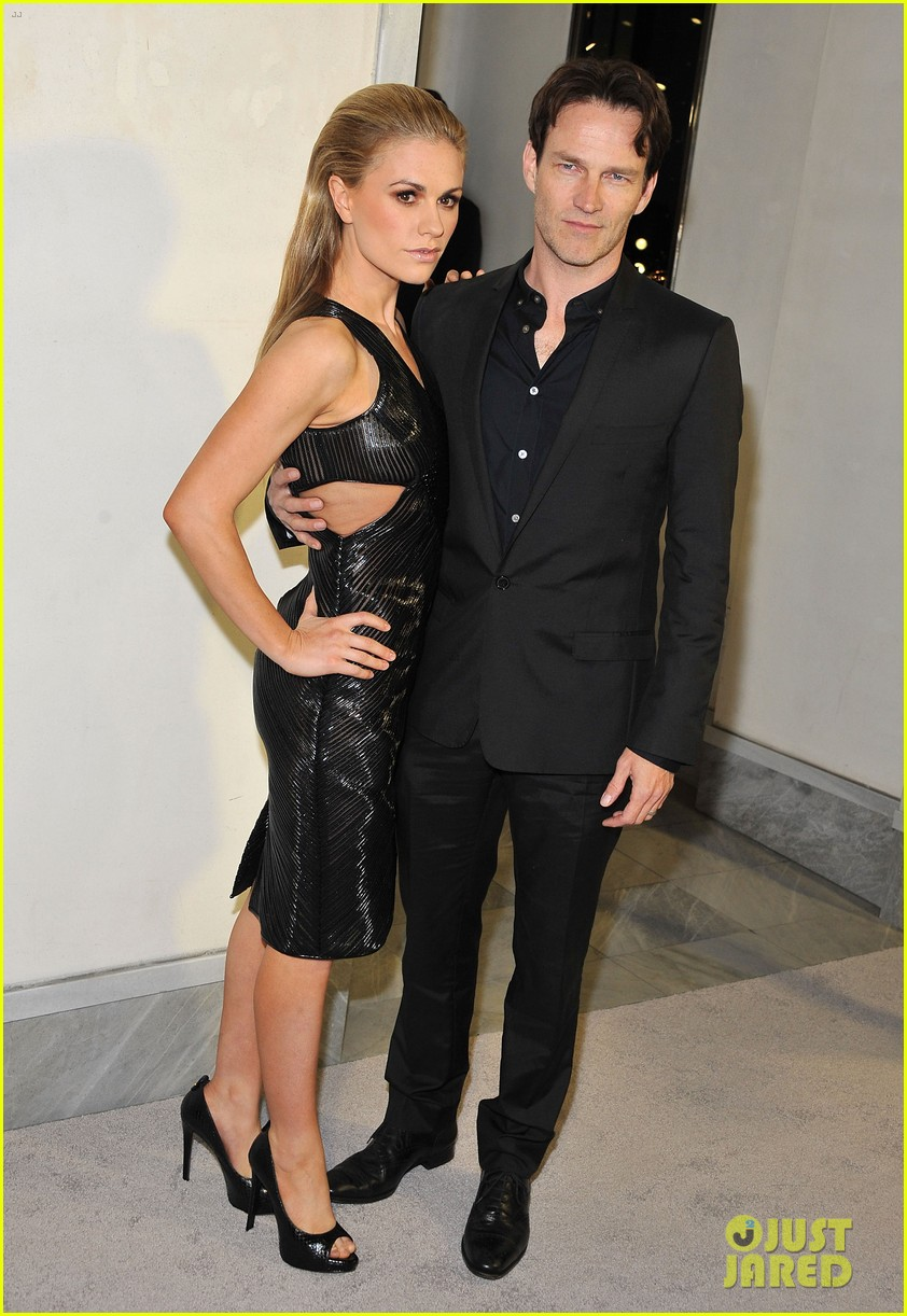 anna paquin stephen moyer tom ford cocktail party 03