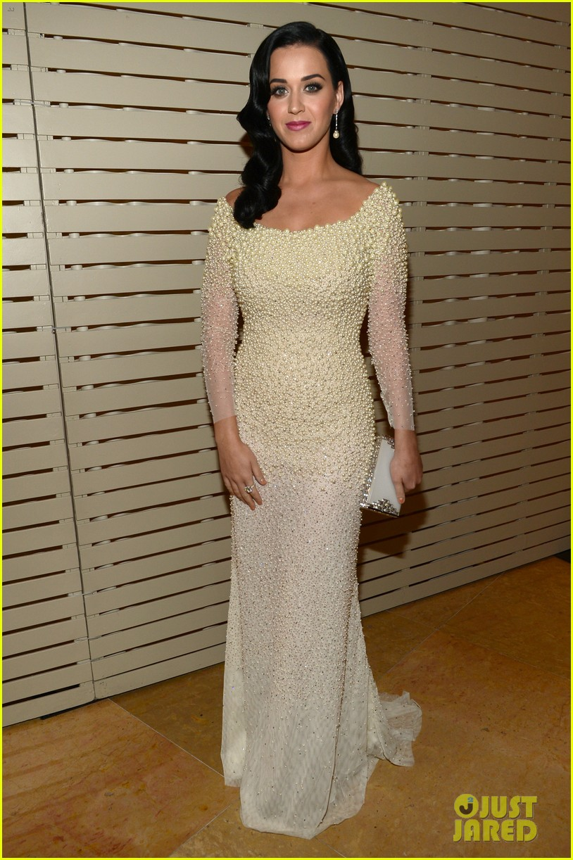 katy perry john mayer clive davis pre grammy party 2013 08