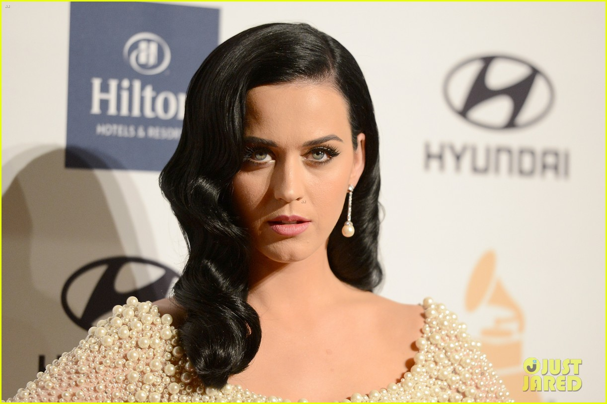 katy perry john mayer clive davis pre grammy party 2013 11