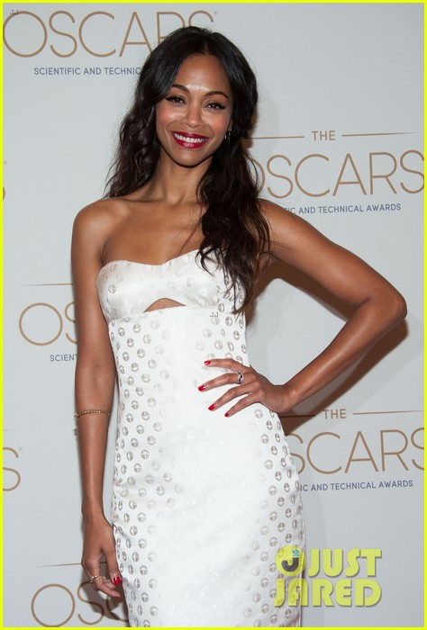 chris pine zoe saldana academy tech awards 2013 17