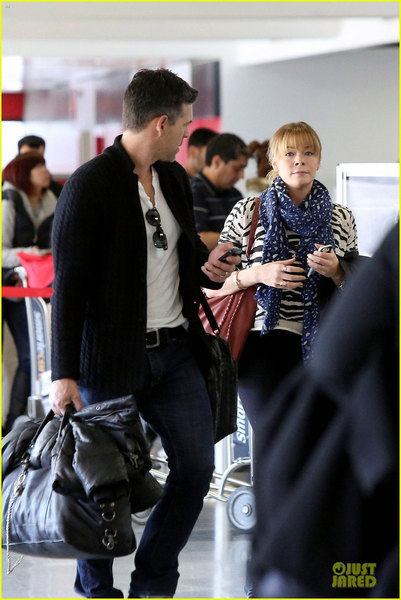 leann rimes eddie cibrian washington dc flying couple 03