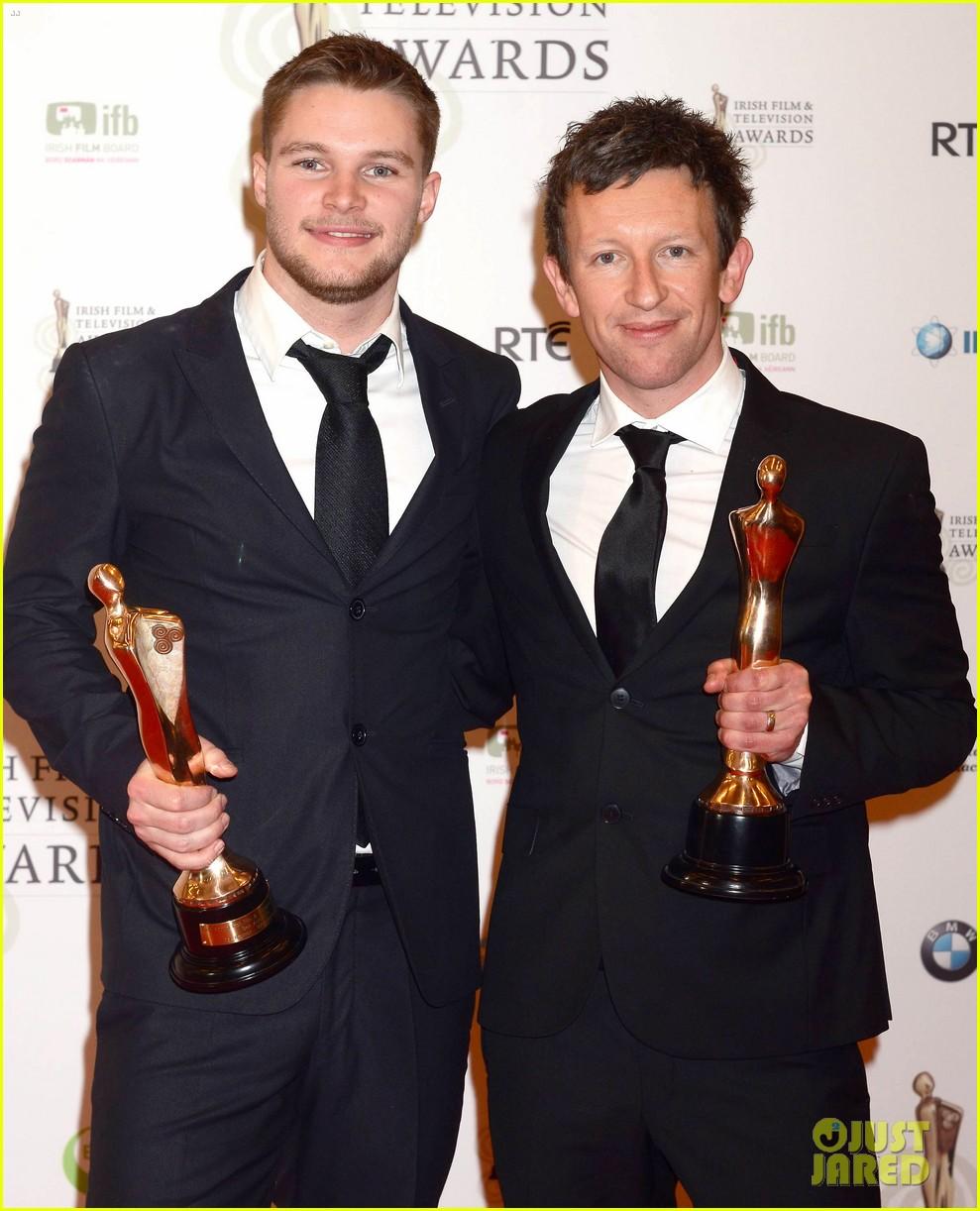 saoirse ronan jack reynor ifta awards 2013 10