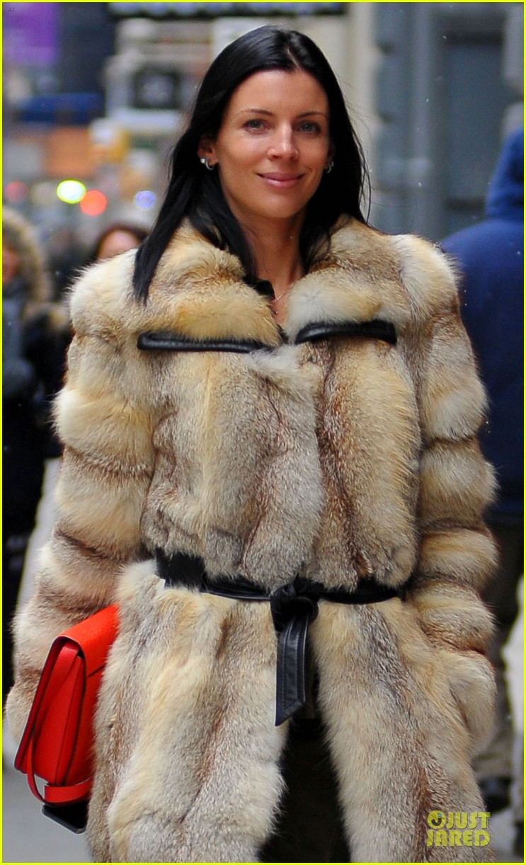 liberty ross fur coat soho shopping 02