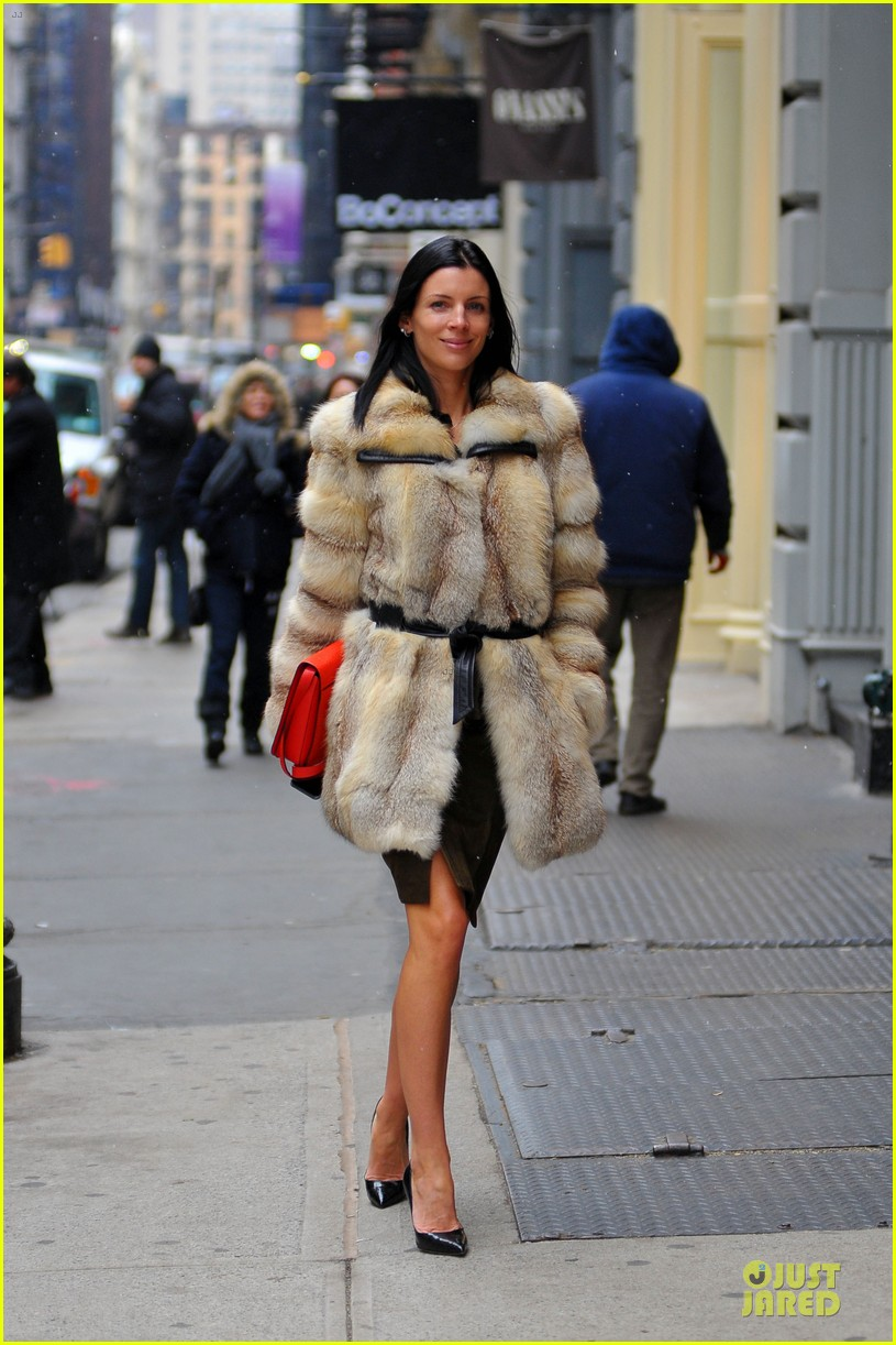 liberty ross fur coat soho shopping 05