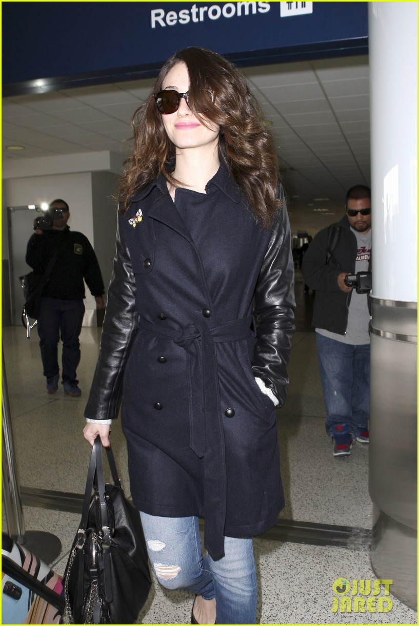 emmy rossum blizzard bound for new york city 09