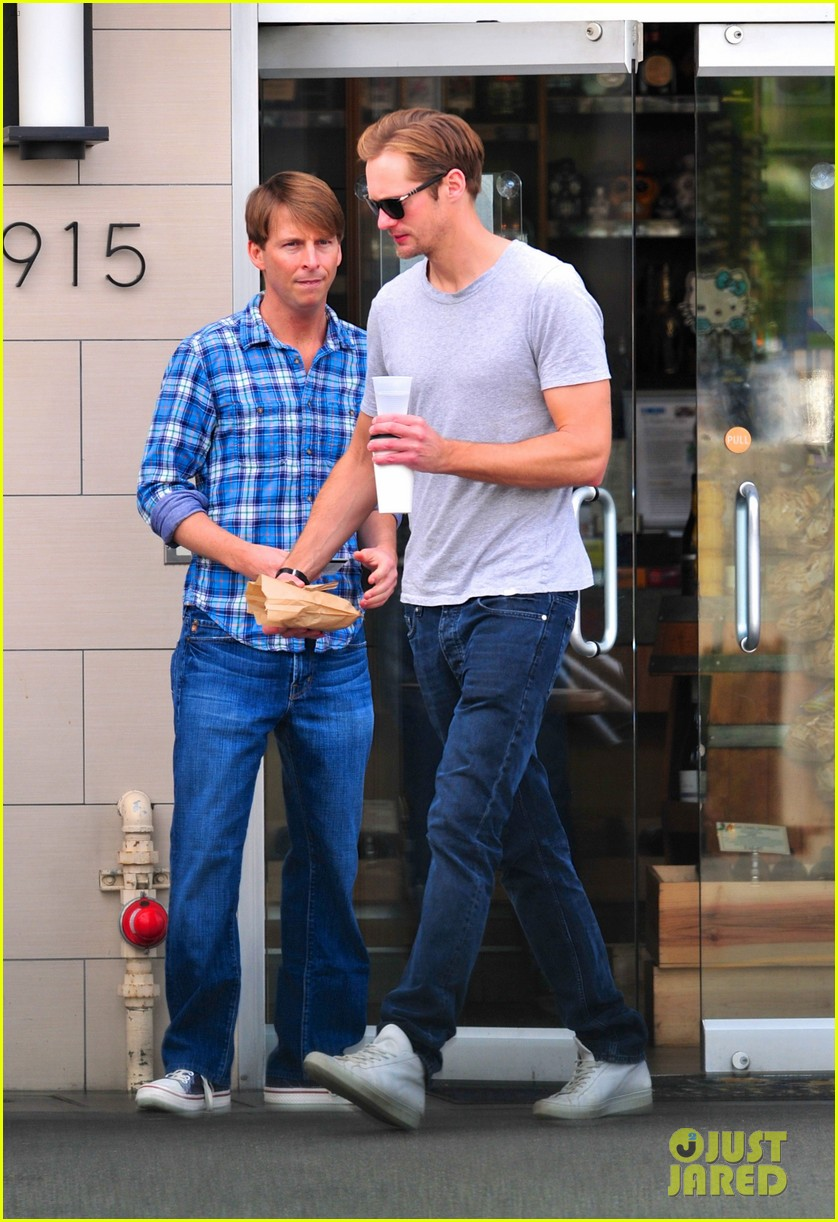 alexander skarsgard jack mcbrayer oak gourmet lunch 03