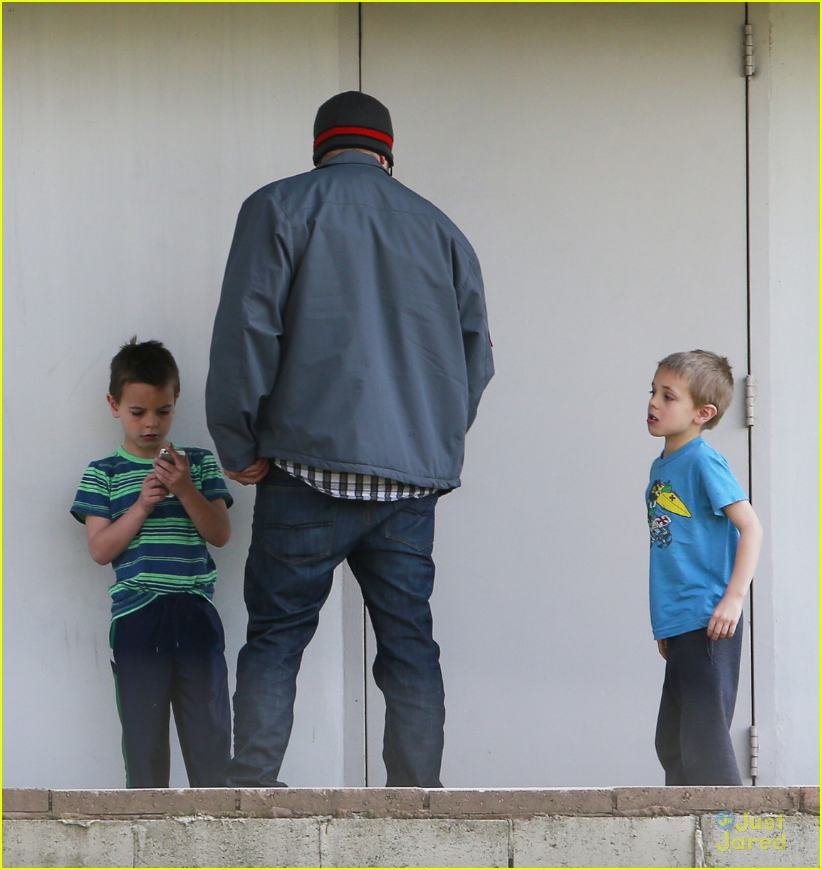britney spears animal hospital with hannah and the boys 10