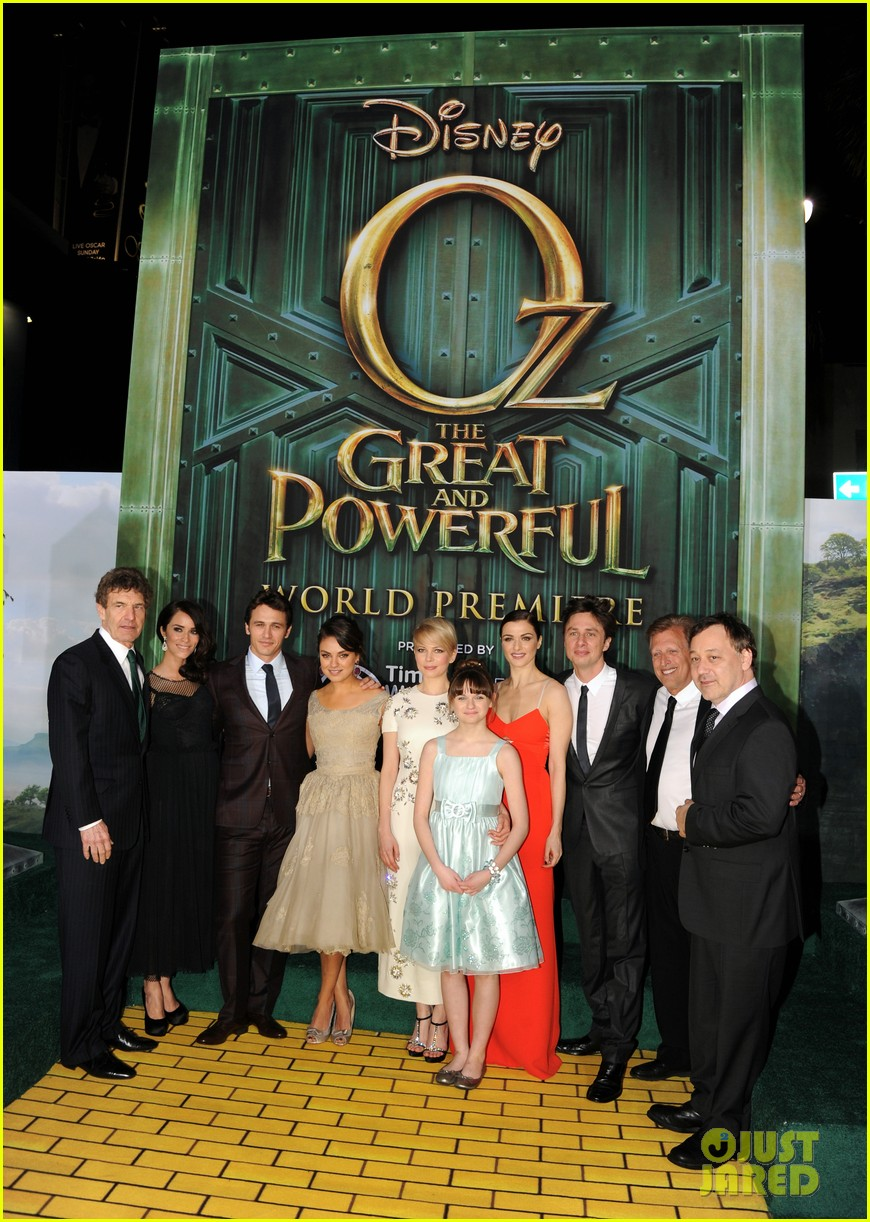 abigail spencer zach braff oz premiere 12