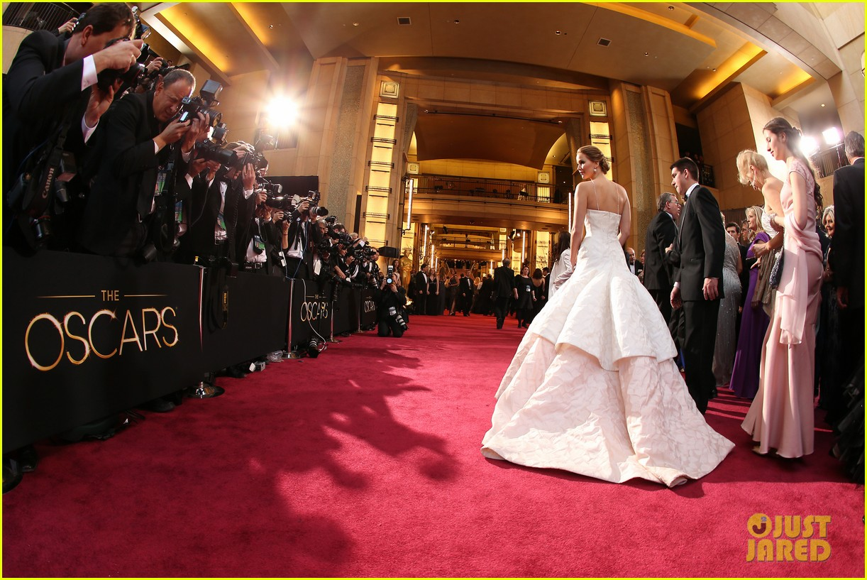 Best Dressed at the 2013 Oscars 4