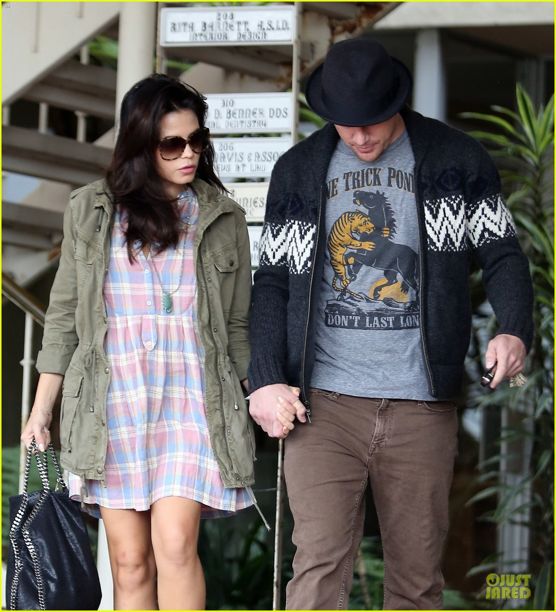 channing tatum jenna dewan pregnancy is sexy 022805483