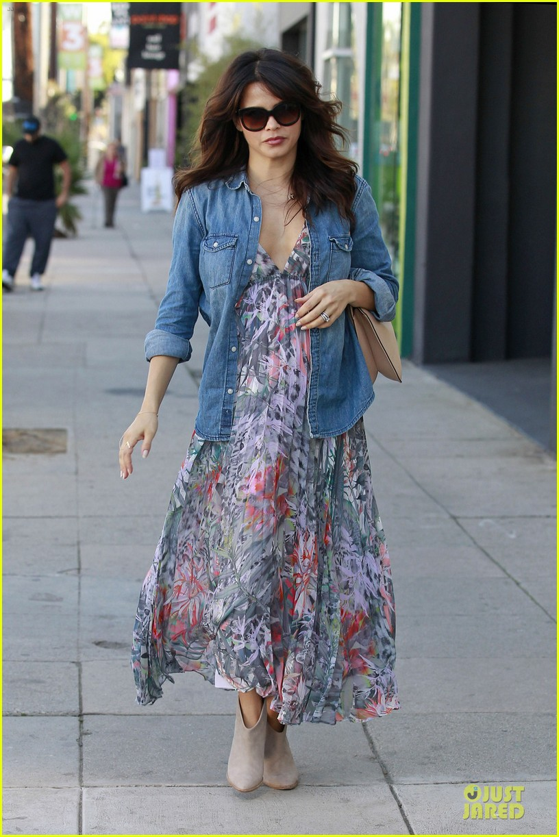 pregnant jenna dewan channing tatum separate state outings 012803329
