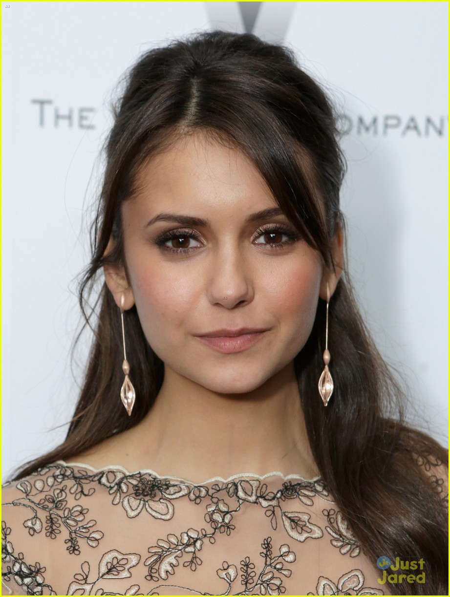 nina dobrev ian somerhalder weinstein pre oscars party with paul wesley 04