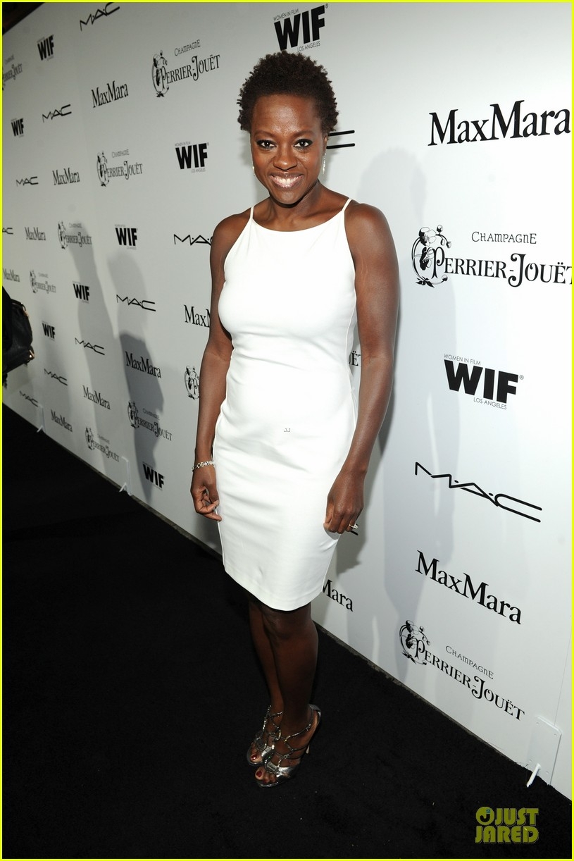 viola davis octavia spencer women in film pre oscar cocktail party 01